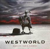 "Ramin Djawadi ""Мир дикого запада - саундтрек к сериалу HBO // Ramin Djawadi – Westworld (Music From The HBO® Series - Season 2) (3LP серебряные)"""