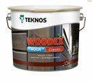 Лазурь-антисептик Teknos WOODEX Aqua Classik B3, 9 л, шт, Финляндия