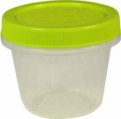 """Емкость для продуктов Idea """"Ролл"""", цвет: салатовый, 300 мл"""