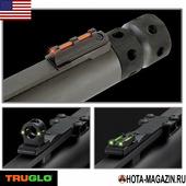 Светящаяся оптоволоконная мушка для оружия Truglo TG950X