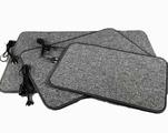 Коврики с подогревом для ног и сушки обуви Arnold Rak Heat Master FH21024 (40/60см 75Вт) с регулировкой мощности