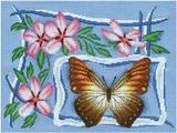 Panna (Россия) Набор для вышивания Б-0681 «Яблоневая ветвь»