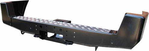 РИФ Бампер задний УАЗ Патриот с площадкой под лебедку стандарт