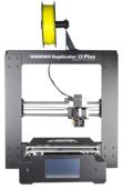 3D принтер Wanhao Duplicator i3 Plus Mark II (Di3+ Mark II)