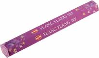 Угольные благовония Hem Incense Sticks YLANG YLANG (Благовония иланг-иланг, Хем), уп. 20 палочек