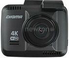Автомобильный видеорегистратор Digma FreeDrive 600-GW DUAL 4K