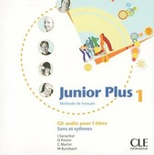 Junior Plus. Level 1. Student's CD