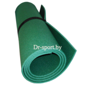Коврик (пенка) гимнастический/туристический 10*0.6L1.8 темно зеленый