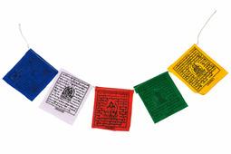 Магические Флажки Лунгта пять стихий- пять элементов С божествами 5 флажков