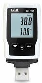 Даталоггер измеритель влажности и температуры СЕМ DT-191A CEM-Instruments