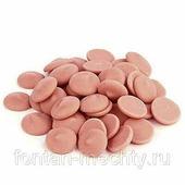 Рубиновый шоколад Callebaut Ruby RB1, 47,3% какао, 500 гр