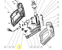 выключатель ES1053 WORTEX PLD6030-23