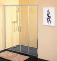 Стеклянная душевая дверь Kolpa-san Q-line TV/4D 140 x 190 140 / 190 см