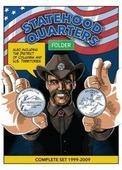 Альбом для монет 25 центов серии Штаты и Территории США