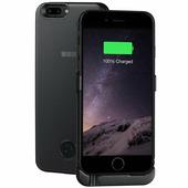 Чехол-аккумулятор для iPhone 8P/7P/6Plus 5000мАч BLACK мат