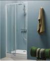 Стеклянная душевая дверь Kolpa-san Q-line TVO/S 90 x 190 90 / 190 см