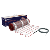 Кабельный нагревательный мат в плиточный клей Electrolux Easy Fix Mat EEFM 2-150 1,5 кв.м. 225 Вт