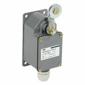 IEK Выключатель концевой ВК-200-БР-11-67У2-21, рычаг с роликом, ход вправо, cамовозврат, ст. 2- 51мм, IP67, IEK (KV-1-200-1)