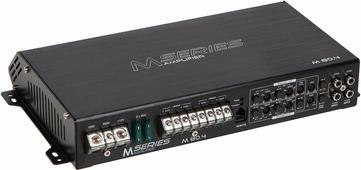 Автомобильный усилитель Audio System M-80.4