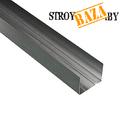 Профиль для гипсокартона UW:50x40. Металл 0,5 мм. Длина 3 м, шт.