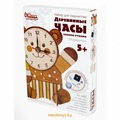 Медвежонок - часы своими руками, 01957ДК