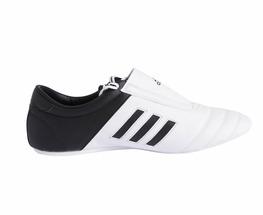 Степки для тхэквондо Adi-Kick 1 бело-черные (размер 33 [UK 2])