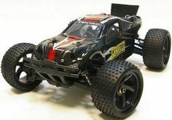 Радиоуправляемая модель Трагги Himoto Centro 4WD RTR 1:18 влагозащита