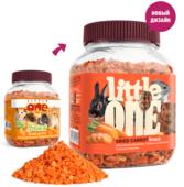 """Лакомство Little One """"Сушеная морковь"""" 200 гр."""