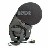RODE Stereo VideoMic Pro Накамерный микрофон вещательного качества. Подобранная пара ? конденсаторных капсюлей в конфигурации X/Y стерео. Суперлёгкий и компактный.