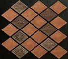 Декоративный искусственный камень РокСтоун Изразцы 3112п и 3113п