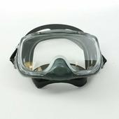Маска TUSA IMPREX 3D HYPERDRY (Sport) черный силикон