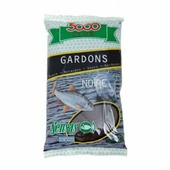 Прикормка Sensas 3000 CLUB Gardons Black (Плотва, черная) 1кг