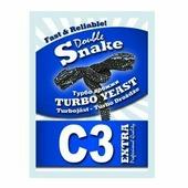 Турбо дрожжи Double Snake C3