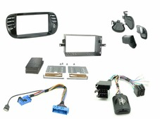 Переходная рамка для установки магнитолы Connects2 CTKFT02 - Fiat 500