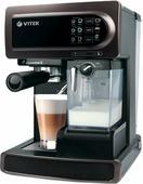 Рожковая помповая кофеварка Vitek VT-1517 BN