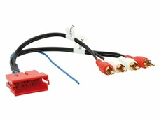 Переходник для подключения магнитолы ACV gmbh ACV 1445-01 - переходник ISO для Audi (Bose)