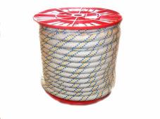 Веревка страховочная статич. 10мм (бухта 100м)
