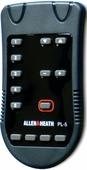 ALLEN&HEATH PL- 5 - Дистанционное управление.