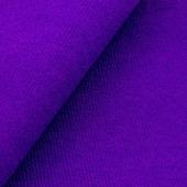 Велкроткань клеевая, цвет фиолетовый, размер 40х30см