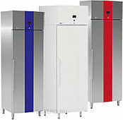 Шкаф холодильный Italfrost S 700 оцинк.