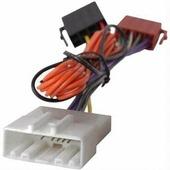 Переходник для подключения магнитолы Incar ISO NS-04 - ISO переходник Nissan
