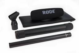 RODE NTG-3B Микрофон-пушка вещательного качества. Черный. Меньший ток потребления позволяет использовать с радио плагонами Lectrosonic, AKG, Sennheiser и др. производителей. Конденсаторный (с защитой от радиопомех). Суперкардиоидный.