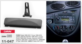 CARAV 11-047 - Ford Focus, Fiesta, Mondeo, Puma заглушка