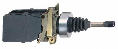 Джойстик-манипулятор 4-направл.,с возвратом, 22мм Schneider Electric, XD4PA24