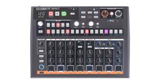 Синтезаторный модуль Arturia DrumBrute Impact