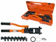Пресс клещи гидравлические ПГРс-120 с набором матриц (10-120мм2), 8 штук, МастерЭлектрик TDM (Пресс клещи гидравлические ПГРс-120 с набором матриц (1