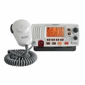 Стационарная морская радиостанция VHF Cobra MR F57W Class-D DSC 1/25 Вт 159 x 57 x 180 мм белая