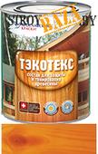 Пропитка для защиты и тонирования тэкотекс, махагон 2,1кг, шт