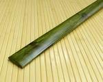 Планка стыковочная D 02-07, цвет зеленый черепаховый, L=1,85м.