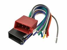 Переходник для подключения магнитолы Aura AWH-0104 - ISO разъем универсальный.Ответная часть.